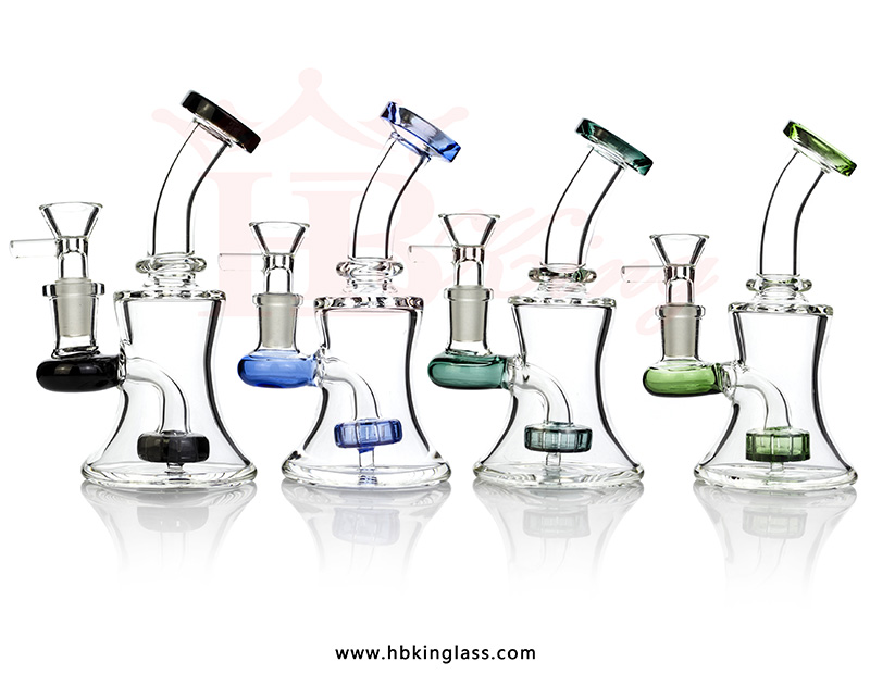 hand hold small dab rig KR83
