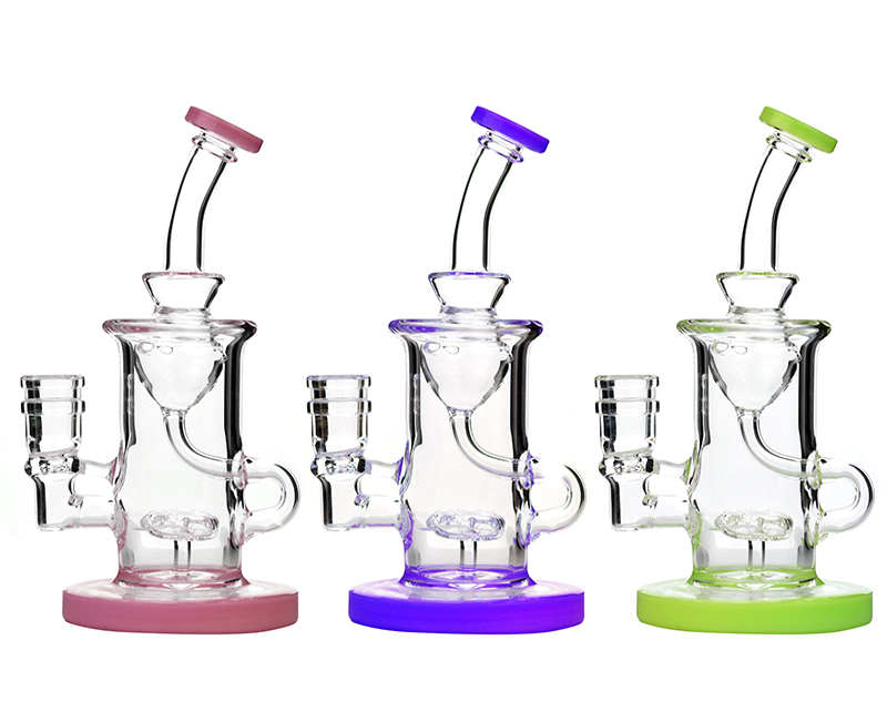 klein recycler bongs with high level colors kj35.2