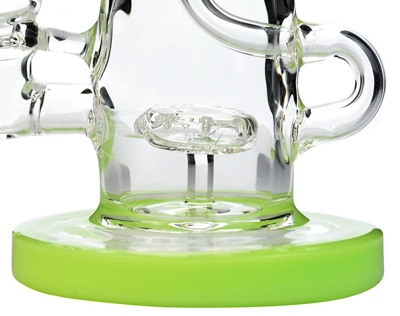 klein recycler bongs with high level colors kj35.3