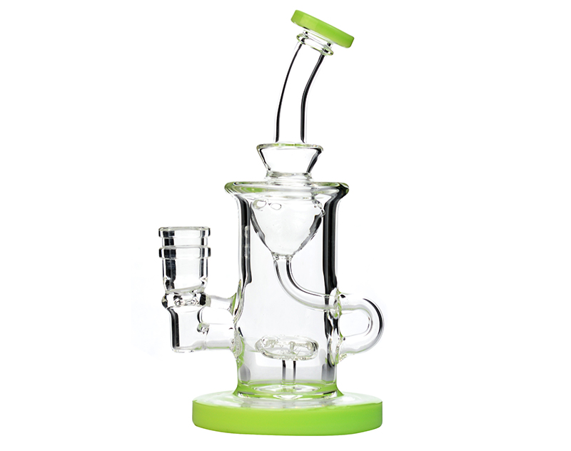 klein recycler bongs with high level colors kj35