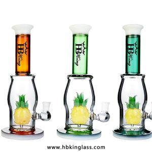 straight pineapple pipes kt46